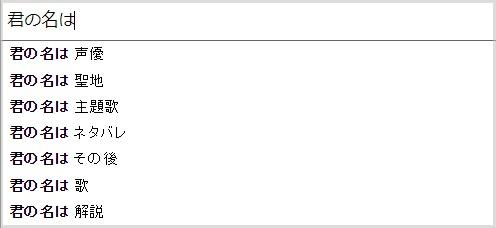 トレンドブログのキーワード選定方法