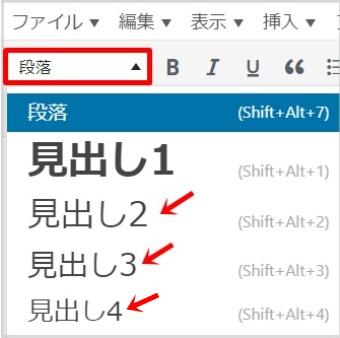 アドセンス審査2019(見出しの使い方)