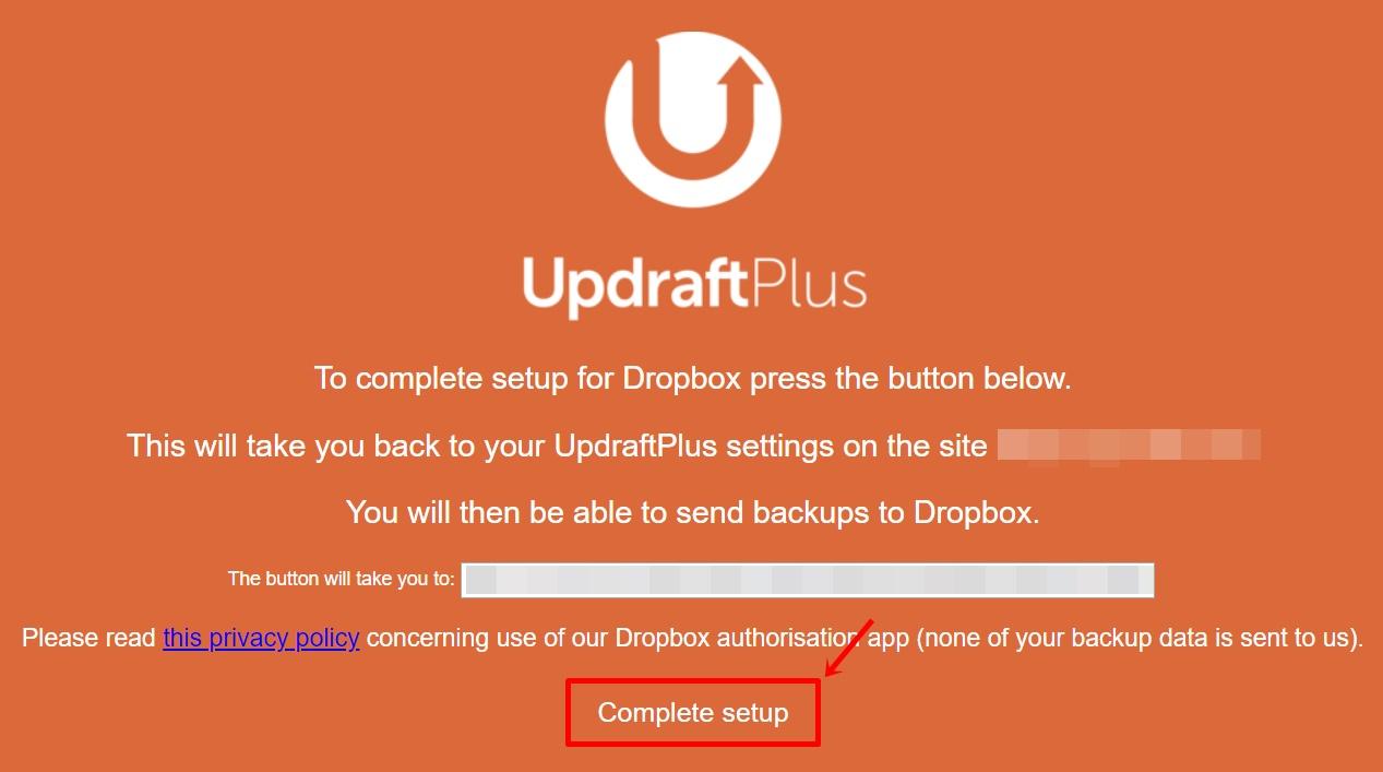 UpdraftPlusで簡単・自動でバックアップをとる方法9