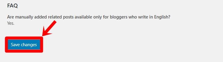WordPress Related Postsの設定方法6