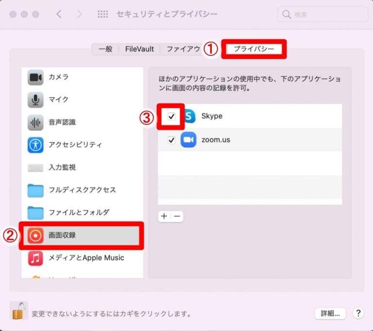 skypeの画面共有でデスクトップしか映らないへの対処法3